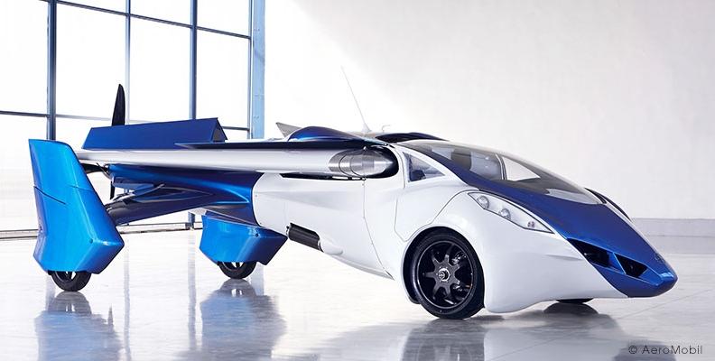Voitures volantes : Les conditions pour que le rêve devienne réalité…